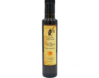 DOP Cilento – Olio Extravergine Monocultivar Pisciottana – Bottiglia 250 ml