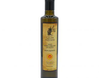 DOP Cilento – Olio Extravergine Monocultivar Pisciottana – Bottiglia 500 ml